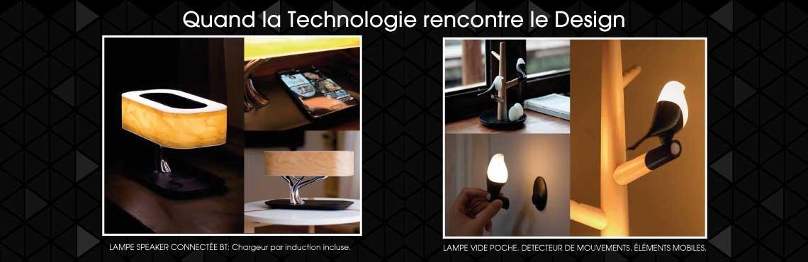 Rencontre de la Technologie et du Design